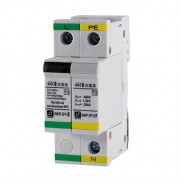 AC SPD – 20kA per phase surge protection devices  NKP-DY-III-20-1P+1 z