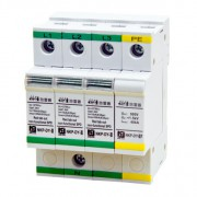 AC SPD – 20kA per phase surge protection devices  NKP-DY-III-20-3P+1 z