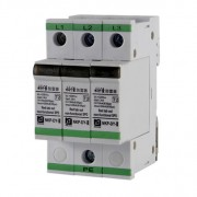 AC SPD – 20kA per phase surge protection devices  NKP-DY-III-20-3P z