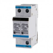 AC SPD – 40kA per phase surge protection devices  NKP-DY-II-40-2P z