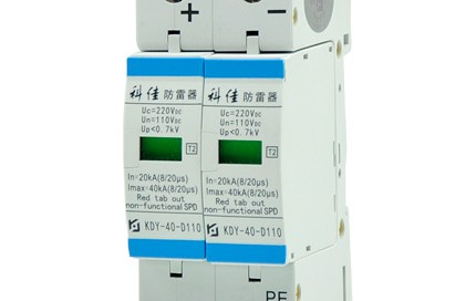 DC110V Surge protective device