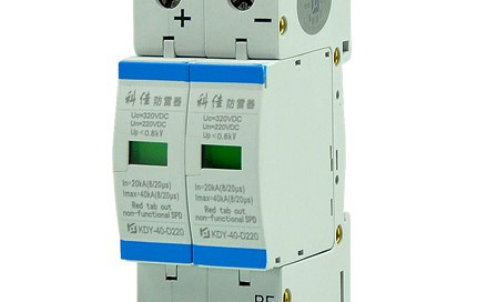 DC220V Surge protective device