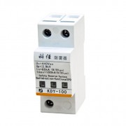 AC SPD – 100kA per phase surge protection devices KDY-100-1P z