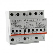 AC SPD – 100kA per phase surge protection devices KDY-100-3P y