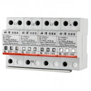 AC SPD – 100kA per phase surge protection devices KDY-100-4P z