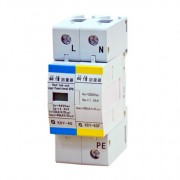 AC SPD – 40kA per phase surge protection devices KDY-40-1P+1 z