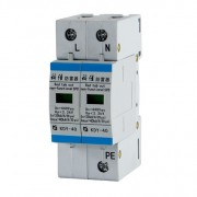 AC SPD – 40kA per phase surge protection devices KDY-40-2P z