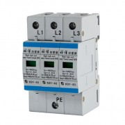 AC SPD – 40kA per phase surge protection devices KDY-40-3P z