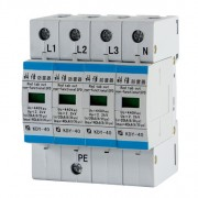 AC SPD – 40kA per phase surge protection devices KDY-40-4P z