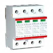 AC SPD – 80kA per phase surge protection devices  KDY-80-4P y