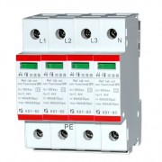 AC SPD – 80kA per phase surge protection devices  KDY-80-4P z