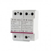 AC SPD – T1- 50kA per phase surge protection devices  KDY-I-50-2P z