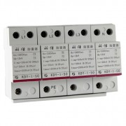 AC SPD – T1- 50kA per phase surge protection devices  KDY-I-50-4P y