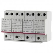 AC SPD – T1- 50kA per phase surge protection devices  KDY-I-50-4P z