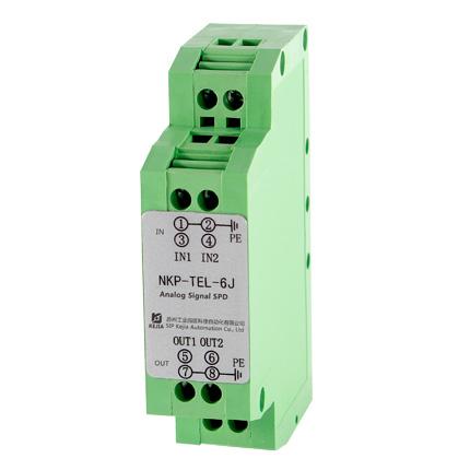 analog surge arrester NKP-TEL-6J 2