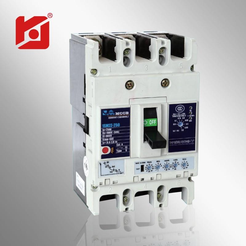 1sm2z Series Intelligent Molded Case Circuit Breaker Kejia